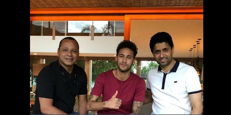 Photo de PSG: Le président Al-Khelaïfi présente ses conditions pour Neymar