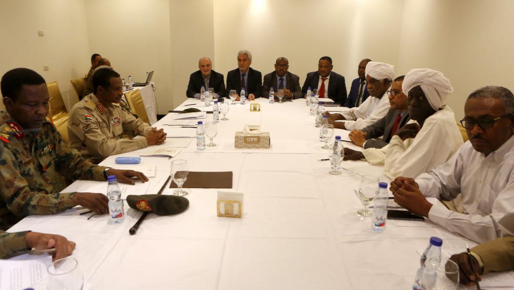Photo de Soudan: Un accord trouvé entre les militaires et l'opposition