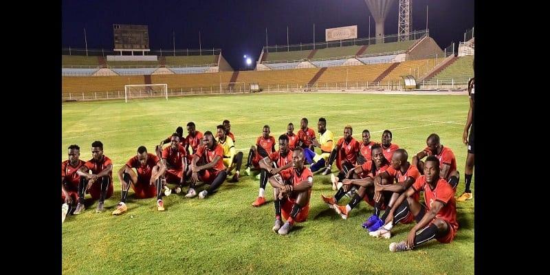 Photo de CAN 2019 : Les joueurs ougandais entrent en grève et refusent de s'entraîner