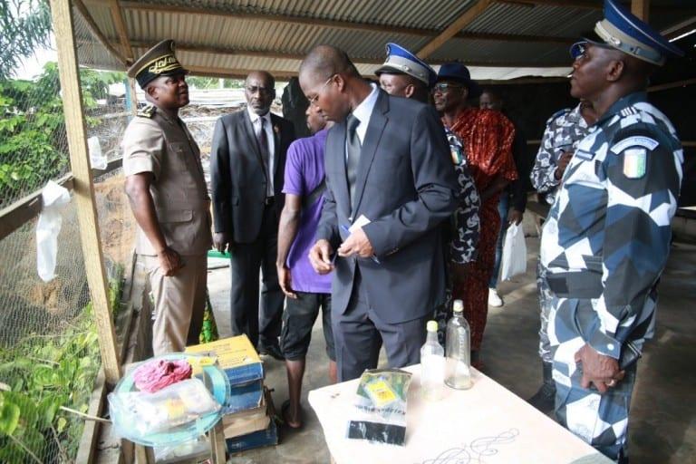 Photo de Côte d'Ivoire : Une boisson empoisonnée fait des morts à Abidjan