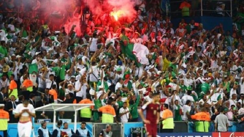 Photo de CAN 2019: l'Algérie condamnée à une amende de 10 000 dollars US