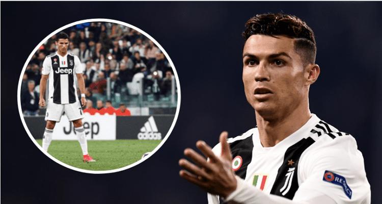 Photo de Ronaldo: Il inscrit un beau coup-franc face à l'inter de Milan (Vidéo)