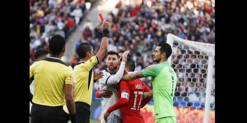 Photo de Copa America : Lionel Messi boycotte la cérémonie de remise des médailles de bronze