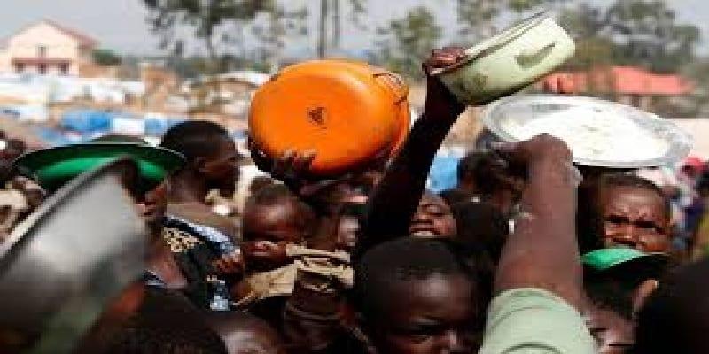 Photo de Monde : 820 millions de personnes souffrent de la faim (ONU)