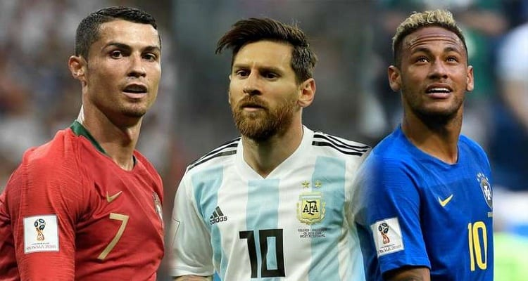 Photo de Dani Alves: Sa surprenante comparaison entre Neymar, Messi et Ronaldo