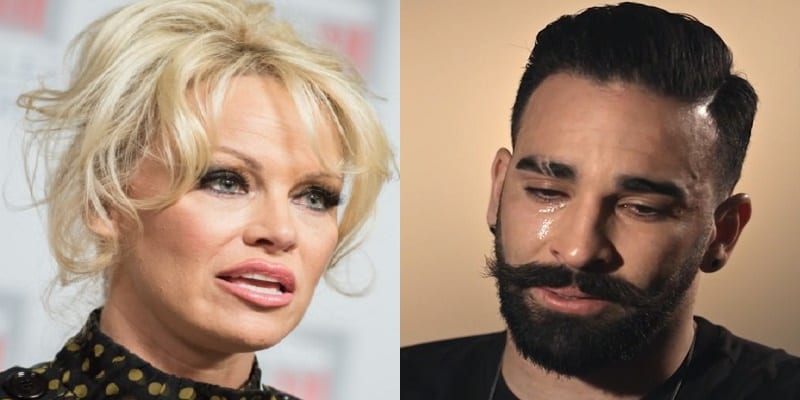 Photo de Affaire Pamela Anderson: Adil Rami bientôt viré de l'OM?