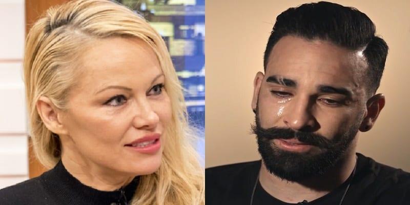 Photo de Rami accusé d'agression sexuelle: Pamela Anderson affiche ses blessures (vidéo)