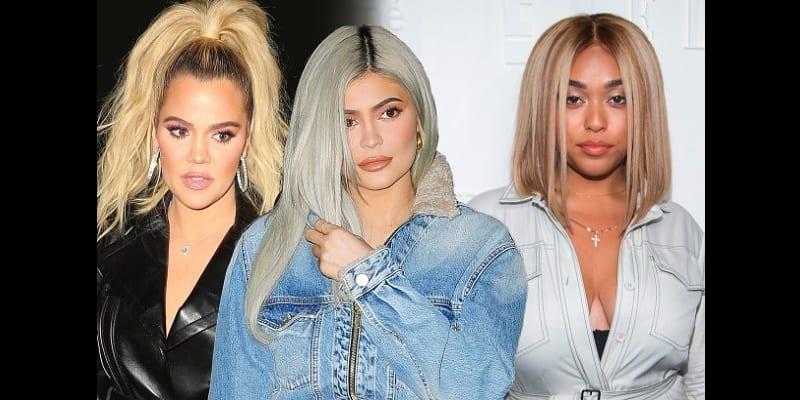Photo de People: Khloe et Kylie Jenner règlent les comptes à Jordyn Woods