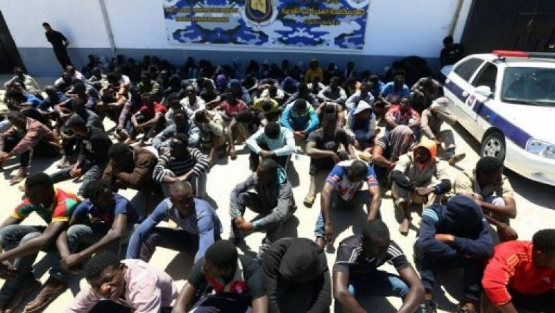 Photo de Lybie : 300 migrants encore retenus dans un centre de détention