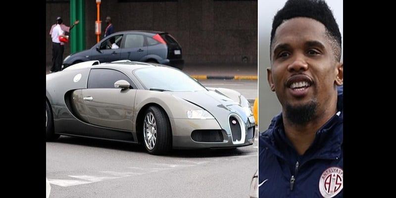 Photo de 7 footballeurs africains avec les voitures les plus chères du monde (photos)