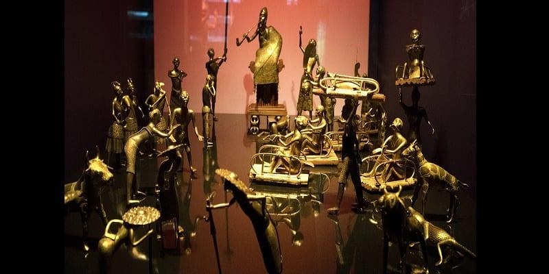 Photo de Le Bénin va construire un musée des objets volés par la France avec un prêt français