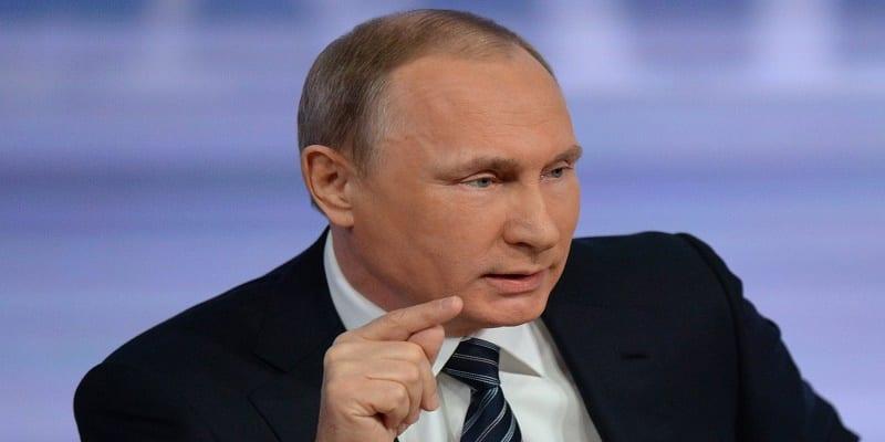 Photo de L'inquiétante annonce de Vladimir Poutine sur la situation Libyenne