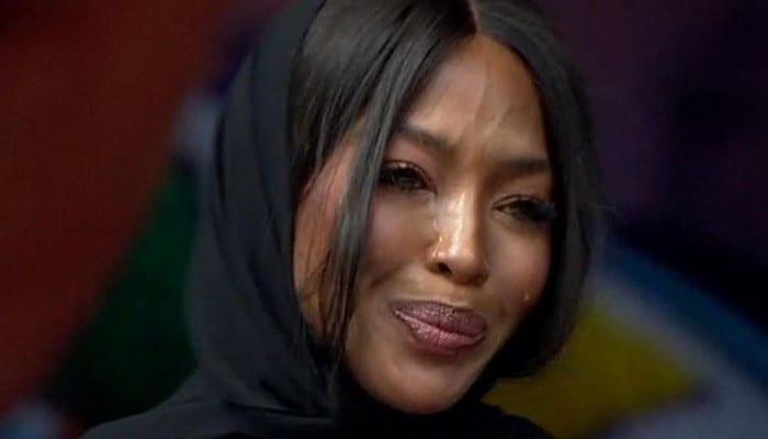 Photo de Naomi Campbell refoulée d'un hôtel français à cause de sa couleur de peau