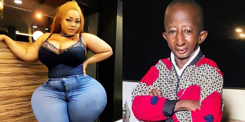 Photo de Le chanteur guinéen Grand P fait une déclaration d'amour à Eudoxie Yao