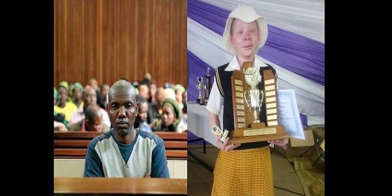 Photo de Un enseignant révèle comment il a tué et découpé en morceaux deux albinos pour un rituel