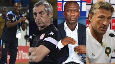 Photo de Football : Ces 13 entraîneurs ont été virés après la CAN 2019