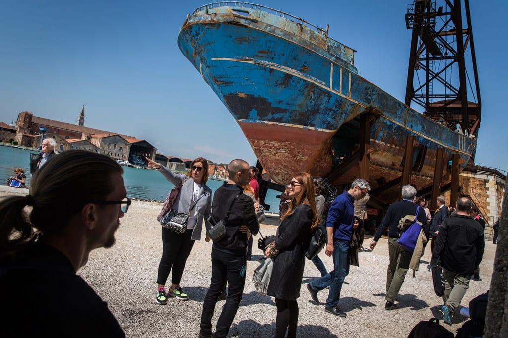 Photo de Immigration : Le HCR salue le débarquement en Europe des réfugiés et migrants du Gregoretti