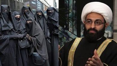 Photo de «Si vous pensez que porter ceci toute votre vie est normale, alors allez voir un médecin» , dixit un Imam