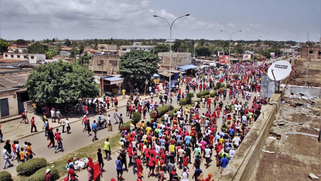 Photo de Togo : une loi qui restreint le droit de manifester votée à l'Assemblée Nationale