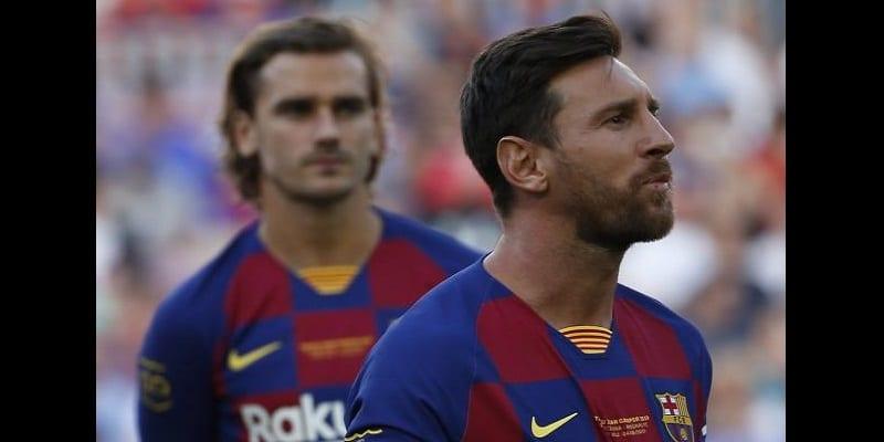 Photo de Barça/Tension entre Messi et Griezmann: la pulga refuse de saluer le Français