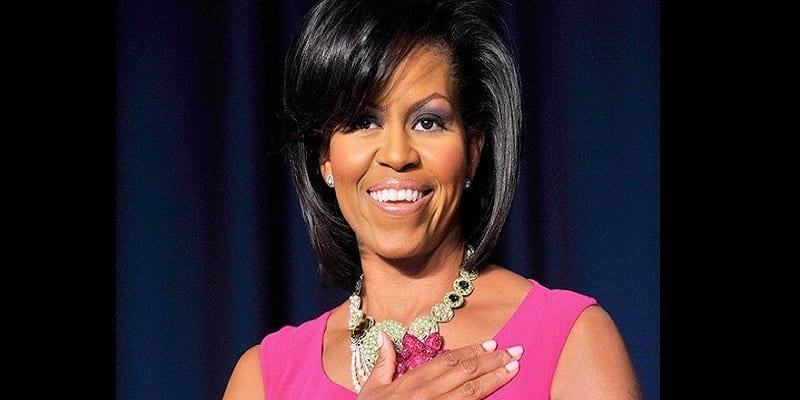 Photo de Michelle Obama explique pourquoi il est important d'épouser son égal