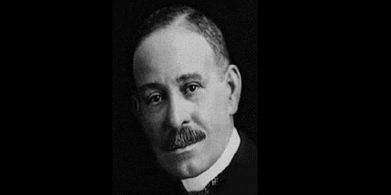Photo de Hale Williams, premier chirurgien de race noire à établir ce record médical il y a 126 ans aux USA