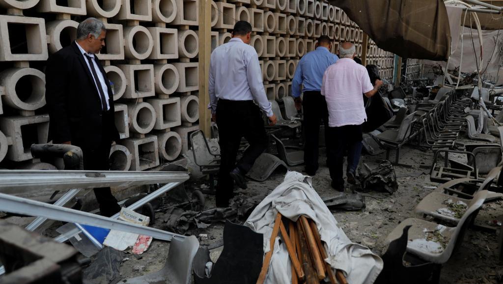 Photo de Egypte : 20 morts dans une explosion de véhicules devant un hôpital