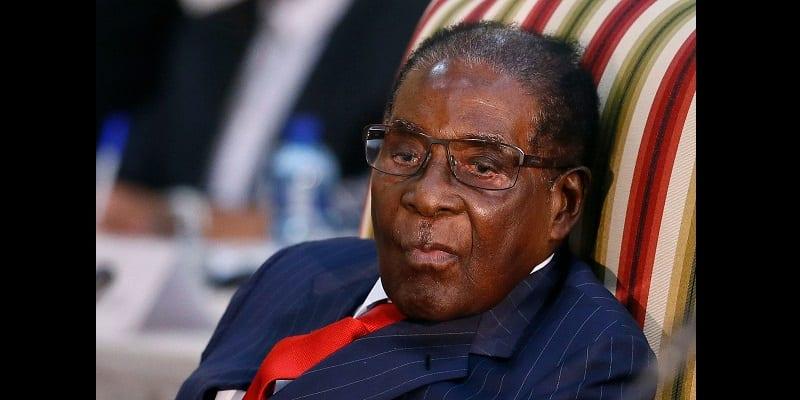 Photo de Zimbabwe: Robert Mugabe hospitalisé à Singapour depuis plus de trois mois