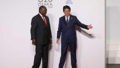 Photo de Le Japon veut renforcer la présence de ses entreprises en Afrique