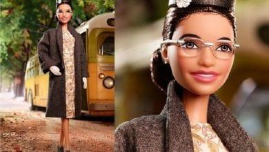 Photo de Barbie dévoile une poupée à l'effigie de l'Afro-américaine Rosa Parks