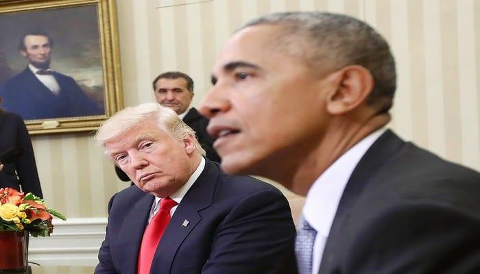 Photo de Fusillades aux États-Unis: après Rihanna, Barack Obama tacle Donald Trump à son tour