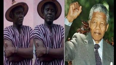 """Photo de Ghana: Pour cet écrivain Mandela est """"responsable de la xénophobie en Afrique du Sud"""""""