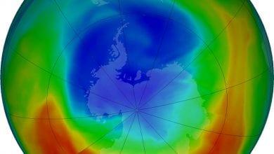 """Photo de """"La couche d'ozone est sur la voie de la guérison, mais il faut rester vigilant""""(ONU)"""