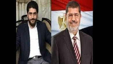 Photo de Égypte: le fils du président Mohamed Morsi mort d'une crise cardiaque à 25 ans