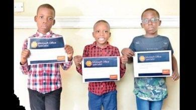Photo de Nigeria : à 6 ans, il devient le plus jeune spécialiste de Microsoft en Afrique