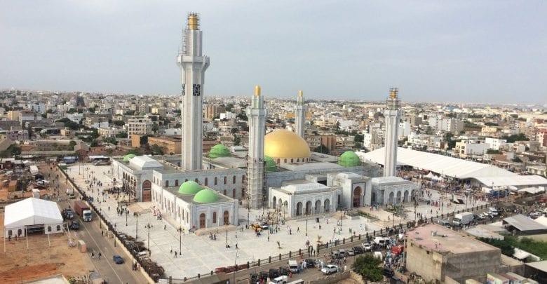 Mosquée Dakar