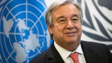 Photo de Épidémie d'Ebola en RDC: le chef de l'ONU demande l'intensification des efforts de confinement