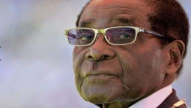 Photo de Décès de Robert Mugabe, ancien président du Zimbabwe, à l'âge de 95 ans