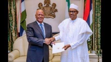Photo de Attaques Xénophobes : l'envoyé spécial de Cyril Ramaphosa s'excuse auprès des Nigérians (vidéo)