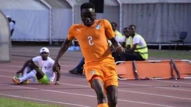Photo de Football : Transfert de l'international Ivoirien Wonlo Coulibaly au TP Mazembe
