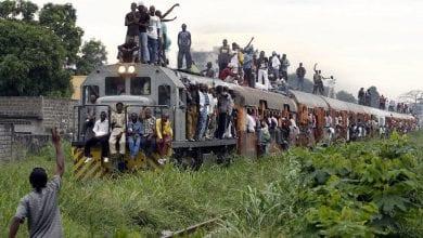 Photo de RD.Congo : un déraillement de train fait 50 morts