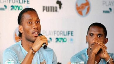 Photo de Retraite international de Samuel Eto'o : Le message de Didier Drogba