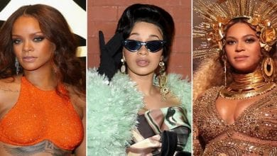 Photo de Cardi B détrône Rihanna et Beyoncé avec ce nouveau record