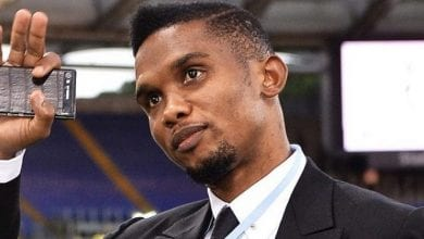Photo de Football: Samuel Eto'o fils met un terme à sa carrière