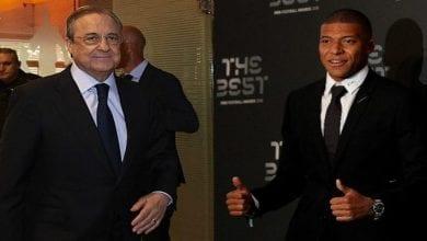 Photo de Real Madrid: Florentino Perez prépare une grande offre pour Kylian Mbappé