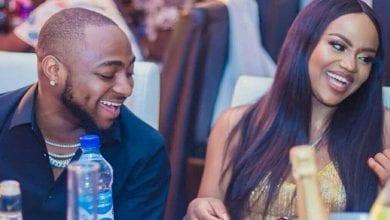 Photo de « Tu ne rirais pas avec moi si je n'avais pas d'argent », dixit Davido à sa fiancée