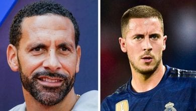 Photo de Voici pourquoi Hazard va regretter d'avoir rejoint le Real Madrid, selon Rio Ferdinand