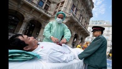 Photo de Chine : l'Etat vendrait des organes prélevés sur des musulmans vivants
