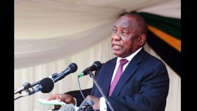 Photo de Cyril Ramaphosa : « les étrangers doivent respecter les lois de l'Afrique de Sud »