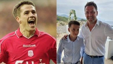 """Photo de """"Mon fils est aveugle et ne sera jamais footballeur"""": Les révélations de Michael Owen"""